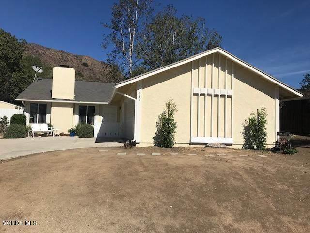 935 Big Sky Circle, Thousand Oaks, CA 91360 (#220010681) :: Team Tami