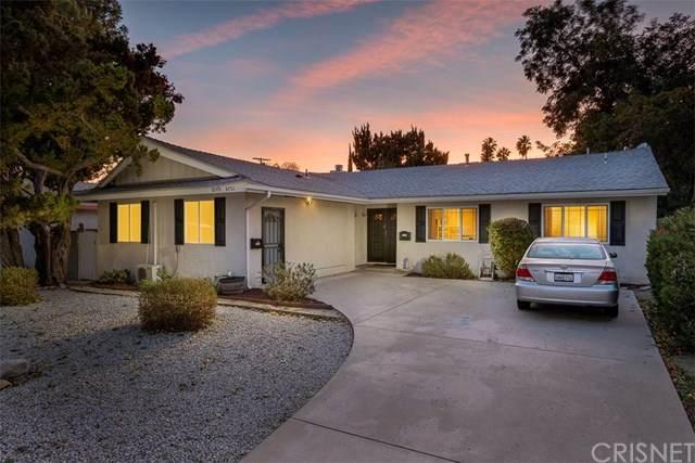 8751 Debra Avenue, North Hills, CA 91343 (#SR20226416) :: The Results Group