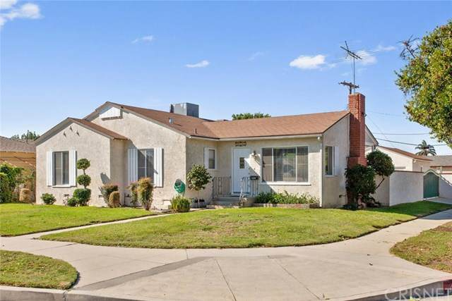 10155 Burnet Avenue, Mission Hills (San Fernando), CA 91345 (#SR20225676) :: The Miller Group