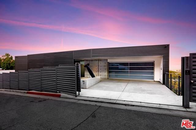 2182 Beech Knoll Road, Los Angeles (City), CA 90046 (#20650798) :: Mainstreet Realtors®