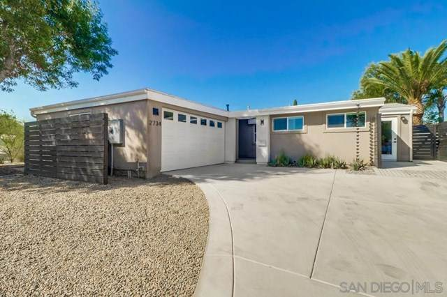 2734 Walker Dr, San Diego, CA 92123 (#200050112) :: The Results Group