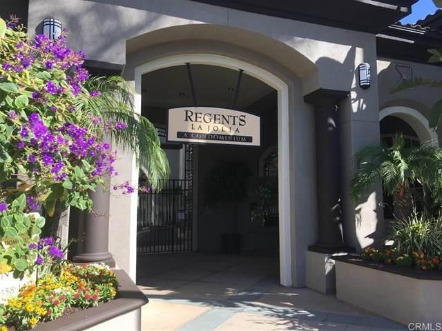9229 Regents Road L201, La Jolla, CA 92037 (#NDP2001955) :: RE/MAX Empire Properties