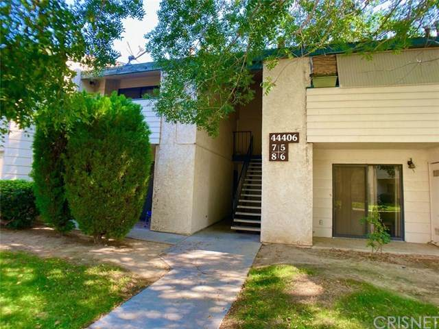 44406 15th Street E #8, Lancaster, CA 93535 (#SR20227986) :: Twiss Realty