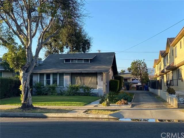 1817 Cedar Street, Alhambra, CA 91801 (#AR20227914) :: Team Forss Realty Group