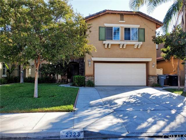 2223 Glimmer Way, Perris, CA 92571 (#IV20228212) :: American Real Estate List & Sell