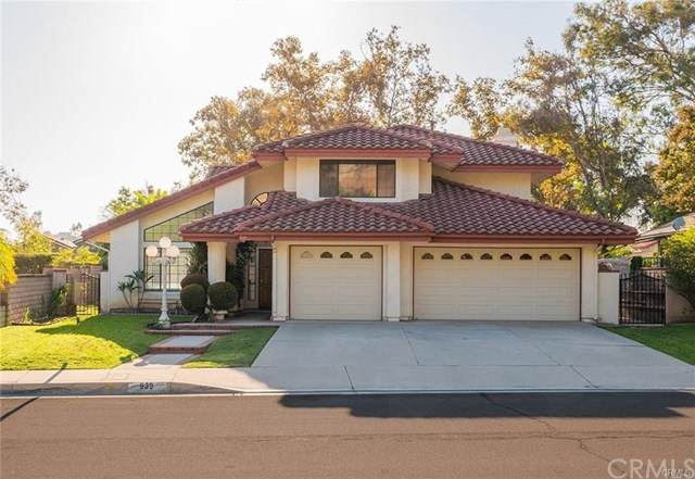 939 Winding Brook Lane, Walnut, CA 91789 (#CV20226302) :: The Results Group