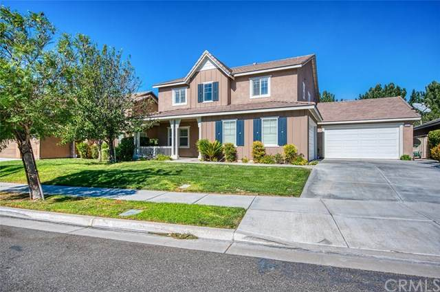 14924 Franklin Lane, Eastvale, CA 92880 (#IG20227585) :: RE/MAX Masters