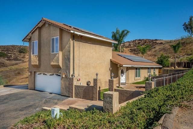 8755 Bridannela, Lakeside, CA 92040 (#PTP2001085) :: eXp Realty of California Inc.