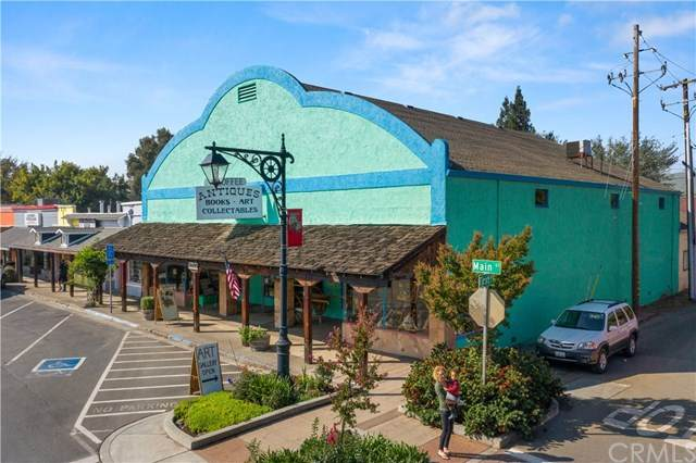 9495 Main Street, Upper Lake, CA 95485 (#LC20228442) :: Re/Max Top Producers