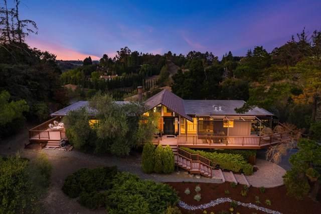 27821 Baker Lane, Los Altos Hills, CA 94022 (#ML81817623) :: eXp Realty of California Inc.