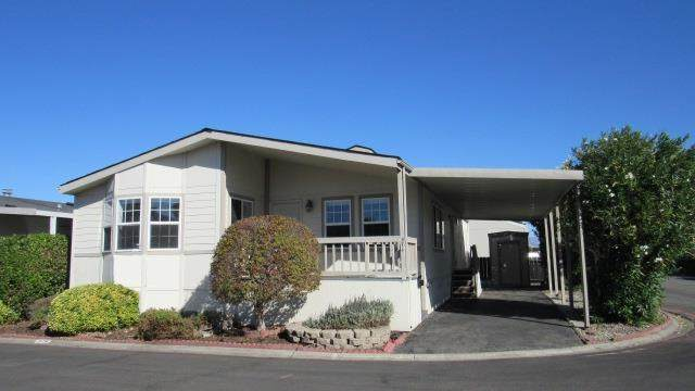 1220 Tasman Drive #574, Sunnyvale, CA 94089 (#ML81817956) :: eXp Realty of California Inc.