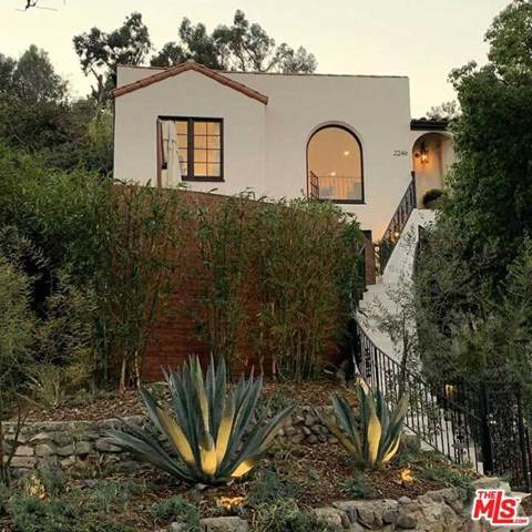 2246 Earl Street, Los Angeles (City), CA 90039 (#20653086) :: RE/MAX Masters