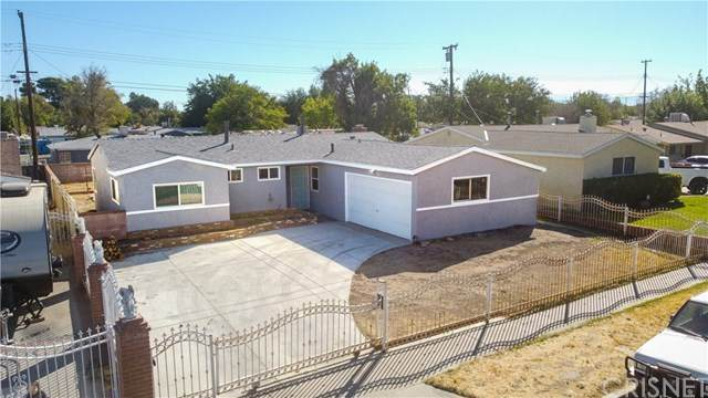 44708 6th Street E, Lancaster, CA 93535 (#SR20228501) :: Twiss Realty