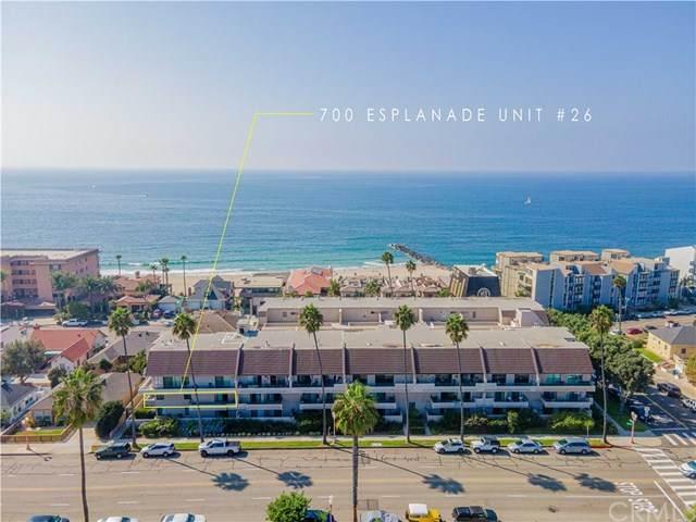 700 Esplanade #26, Redondo Beach, CA 90277 (#PV20228157) :: Arzuman Brothers