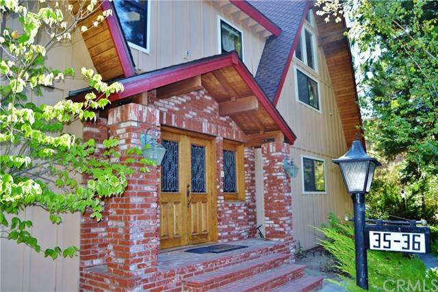 180 Grass Valley Road #36, Lake Arrowhead, CA 92352 (#EV20228632) :: Mainstreet Realtors®
