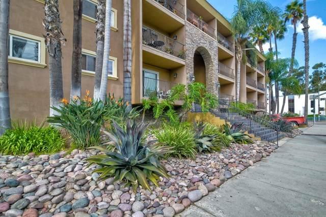 3980 8TH Ave #301, San Diego, CA 92103 (#200050179) :: Crudo & Associates