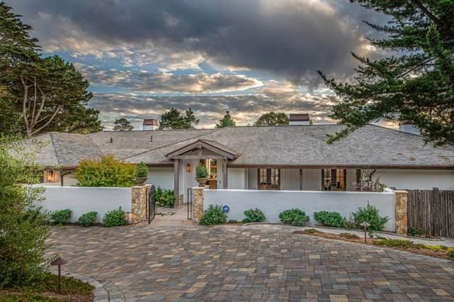 1536 Viscaino Road, Pebble Beach, CA 93953 (#ML81818025) :: Veronica Encinas Team