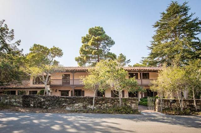 976 Mesa Road, Monterey, CA 93940 (#ML81815503) :: Veronica Encinas Team