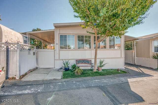 198 Skyline Drive #50, Thousand Oaks, CA 91362 (#220010701) :: The Ashley Cooper Team
