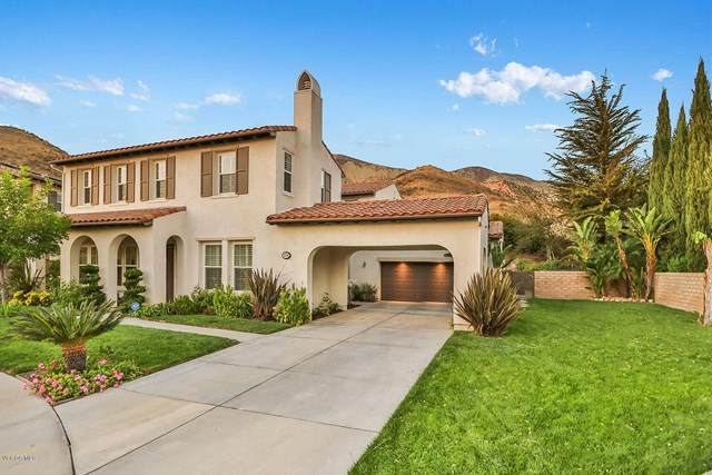 4390 Copperstone Lane, Simi Valley, CA 93065 (#220010702) :: A|G Amaya Group Real Estate