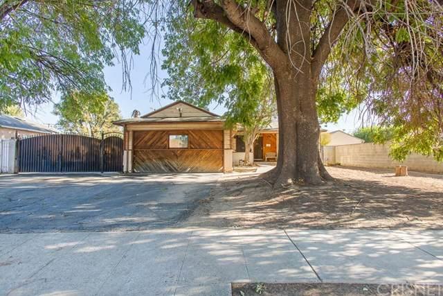 15561 Blackhawk Street, Mission Hills (San Fernando), CA 91345 (#SR20228911) :: The Miller Group
