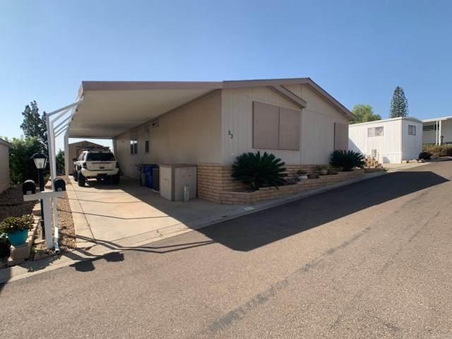 9395 Harritt Rd Spc 53, Lakeside, CA 92040 (#PTP2001109) :: Mainstreet Realtors®