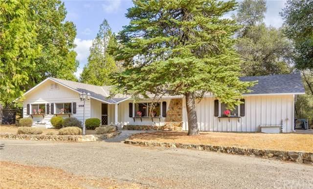 51168 Bon Veu Drive, Oakhurst, CA 93644 (#FR20227910) :: Steele Canyon Realty