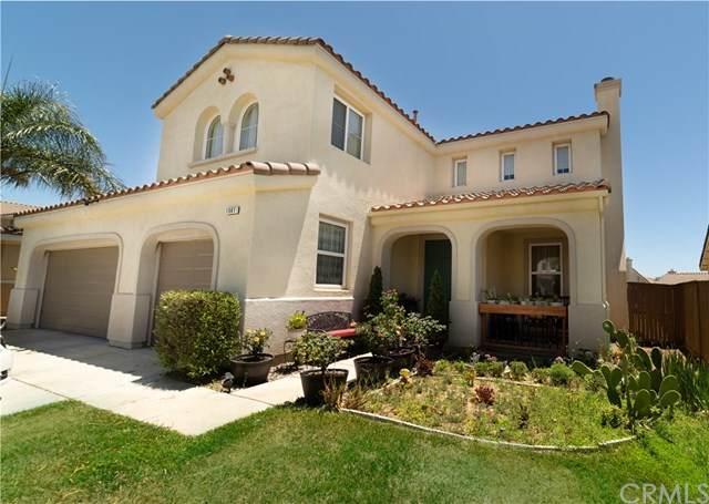 1567 Phoenix Drive, Beaumont, CA 92223 (#EV20228981) :: A|G Amaya Group Real Estate