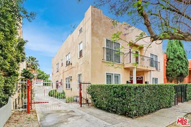 1435 N Las Palmas Avenue, Los Angeles (City), CA 90028 (#20653212) :: The Houston Team | Compass