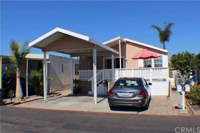 20701 Beach Boulevard #212, Huntington Beach, CA 92648 (#OC20229055) :: American Real Estate List & Sell