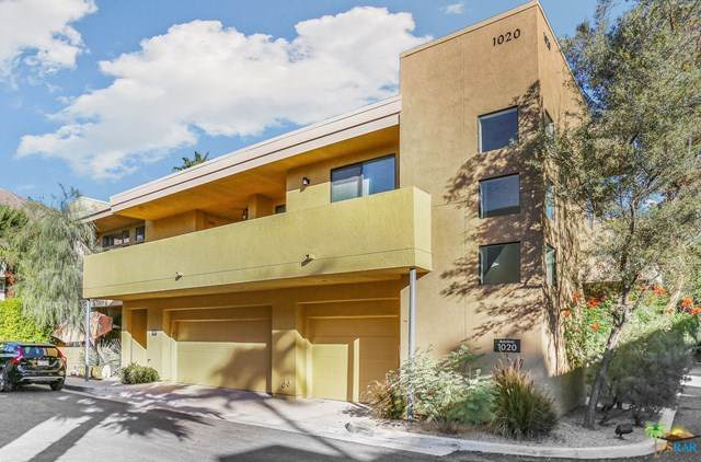 1020 E Palm Canyon Drive #201, Palm Springs, CA 92264 (#20638482) :: Arzuman Brothers