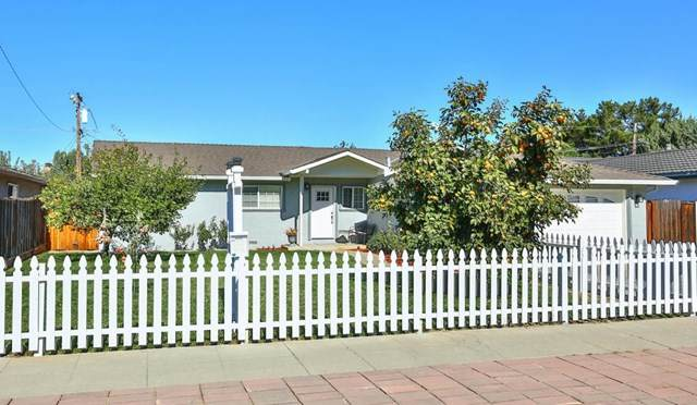 3349 Williams Road, San Jose, CA 95117 (#ML81818103) :: The Ashley Cooper Team