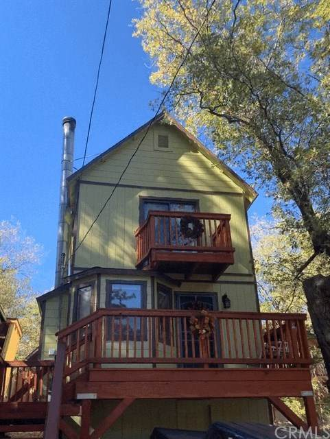 2350 Birch Drive, Arrowbear, CA 92382 (#EV20228364) :: Doherty Real Estate Group