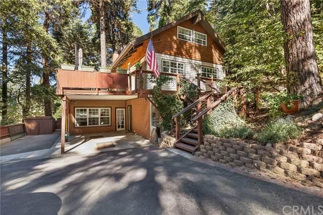 857 Kuffel Canyon Road, Lake Arrowhead, CA 92385 (#EV20229255) :: Doherty Real Estate Group