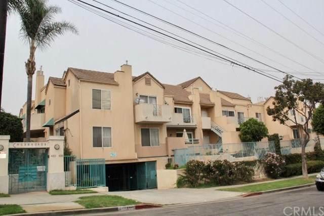 433 E Tamarack Avenue #157, Inglewood, CA 90301 (#CV20229307) :: The Miller Group