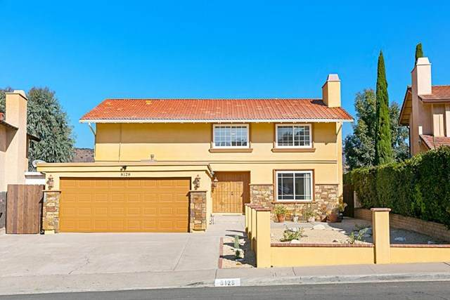 8128 Hillandale Dr, San Diego, CA 92120 (#200050283) :: The Costantino Group | Cal American Homes and Realty