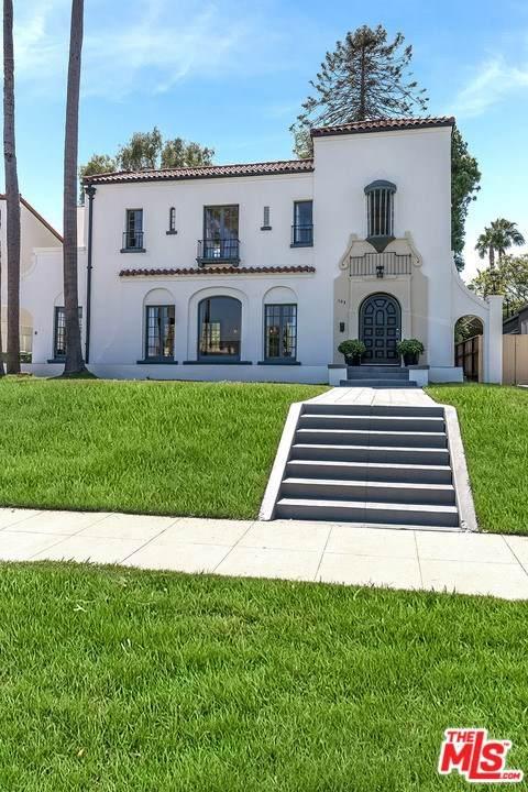 103 S Arden Boulevard, Los Angeles (City), CA 90004 (#20648184) :: Team Forss Realty Group