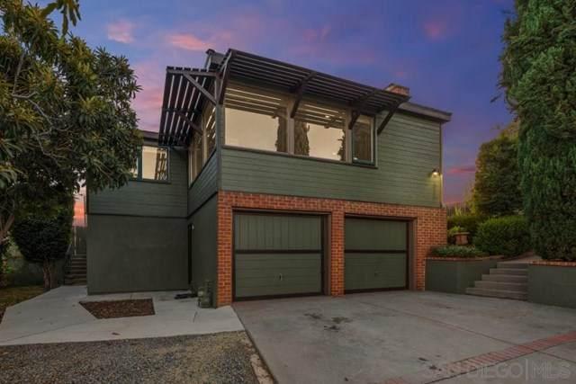 8565 Rockledge Rd, La Mesa, CA 91941 (#200050237) :: TeamRobinson | RE/MAX One