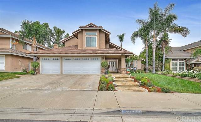 2400 Creekside Run, Chino Hills, CA 91709 (#TR20229414) :: The Results Group