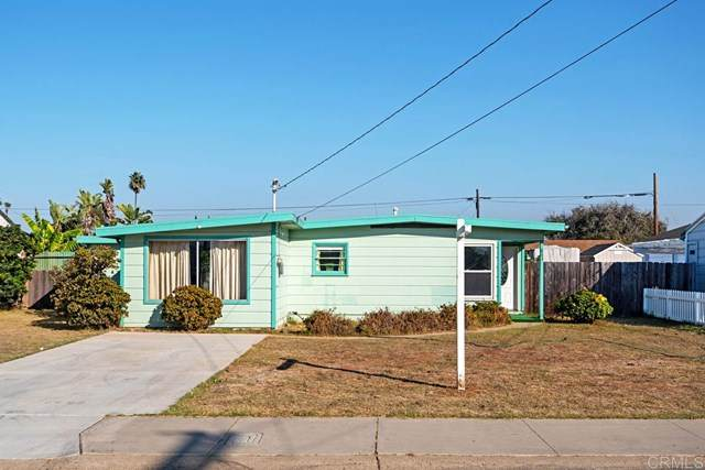 863 8th Street, Imperial Beach, CA 91932 (#PTP2001133) :: Crudo & Associates