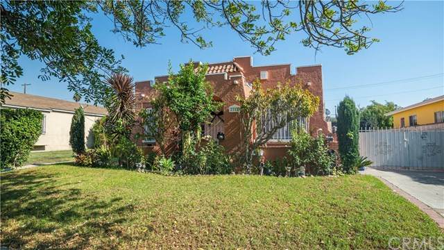 2112 S Highland Avenue, Los Angeles (City), CA 90016 (#DW20229482) :: The Miller Group