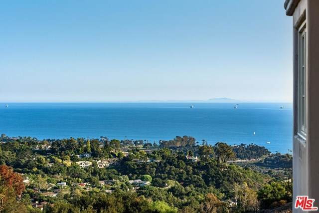 124 Via Alicia, Santa Barbara, CA 93108 (#20653878) :: Bathurst Coastal Properties