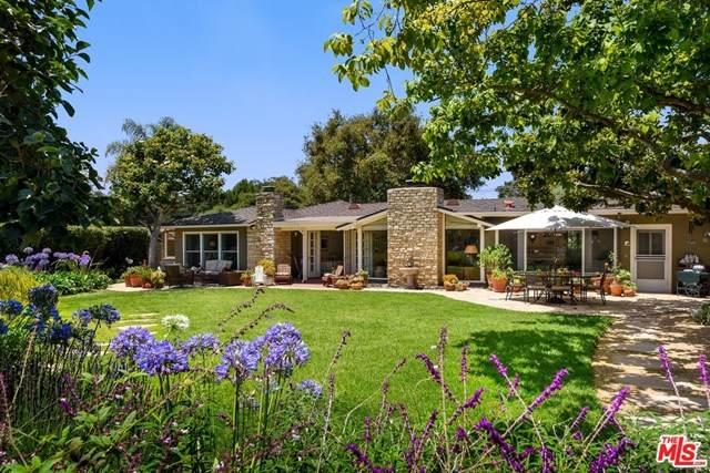 214 Middle Road, Santa Barbara, CA 93108 (#20653882) :: American Real Estate List & Sell