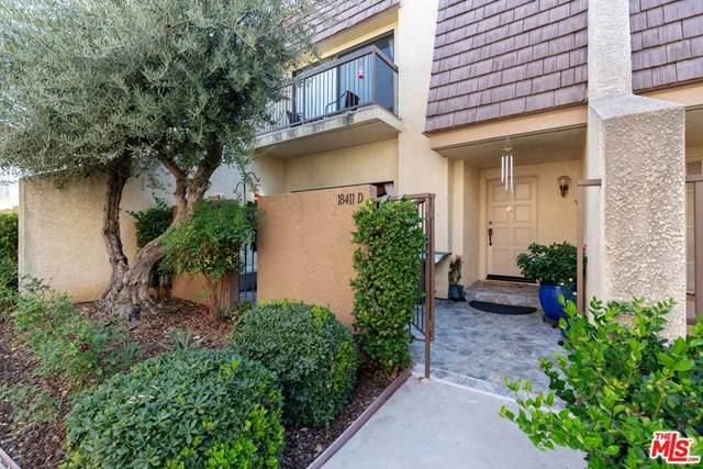18411 Collins Street D, Tarzana, CA 91356 (#20653828) :: Team Forss Realty Group