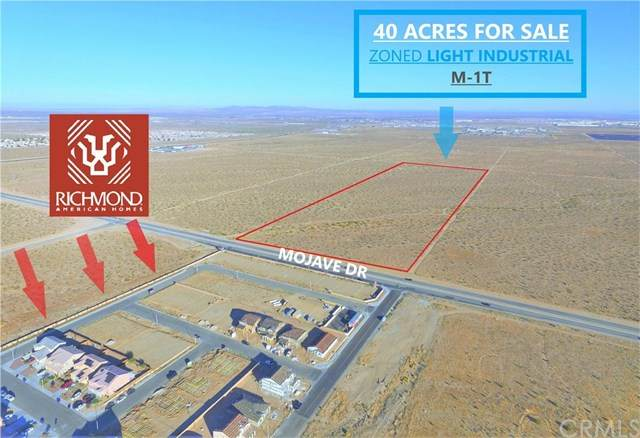 40 Acres On Mojave Drive - Photo 1