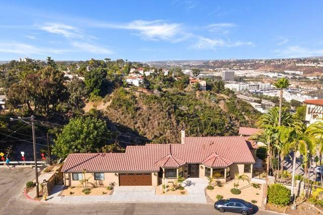 1608 Mission Cliff Dr, San Diego, CA 92116 (#200050377) :: American Real Estate List & Sell