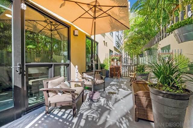 889 Date Street #103, San Diego, CA 92101 (#200050294) :: TeamRobinson | RE/MAX One