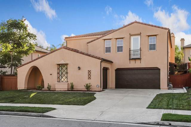 1468 Canoe Creek Way, Chula Vista, CA 91915 (#200050299) :: Zutila, Inc.