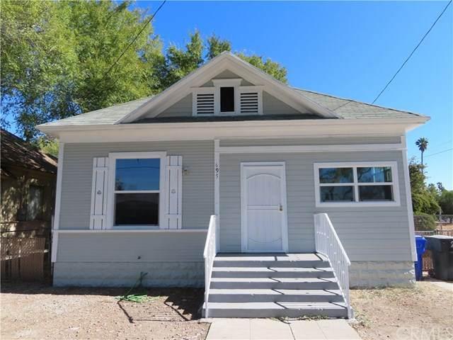 695 N F Street, San Bernardino, CA 92410 (#IG20229505) :: The Results Group
