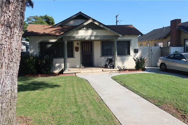 916 Cota Avenue, Torrance, CA 90501 (#SB20229762) :: The Costantino Group | Cal American Homes and Realty